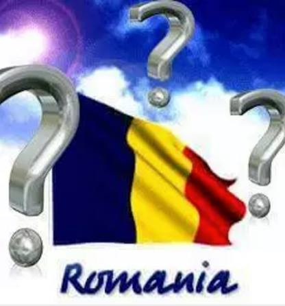 Romania question mark