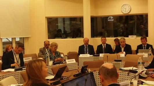 Senator Ben Oni Ardelean- Raport pe Cazul Bodnariu in AP a Consiliului Europei 2