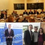 Senator Ben Oni Ardelean- Raport pe Cazul Bodnariu in AP a ConsiliuluiEuropei