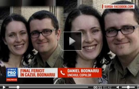 Stirile Pro TV Marius and Ruth