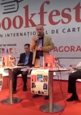 (VIDEO) George Alexander prezentând volumul COPIII NOȘTRI ÎN ÎNCHISORILE LOR la Bookfest 2016... 3