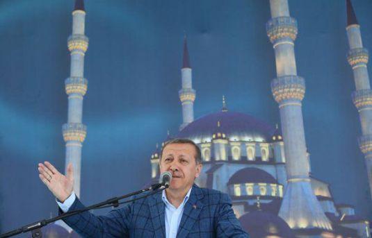 moschee Erdogan