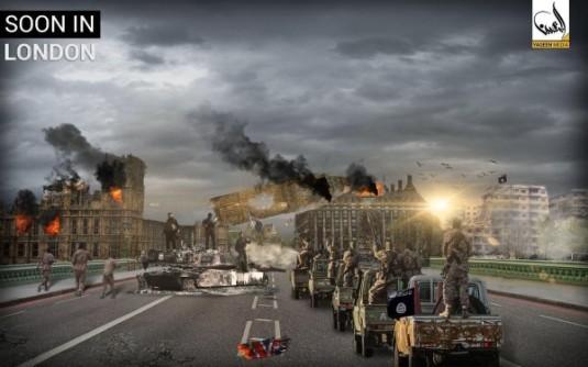 Londra terorism