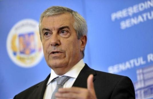 Calin Popescu Tariceanu FOTO www.antena3.ro