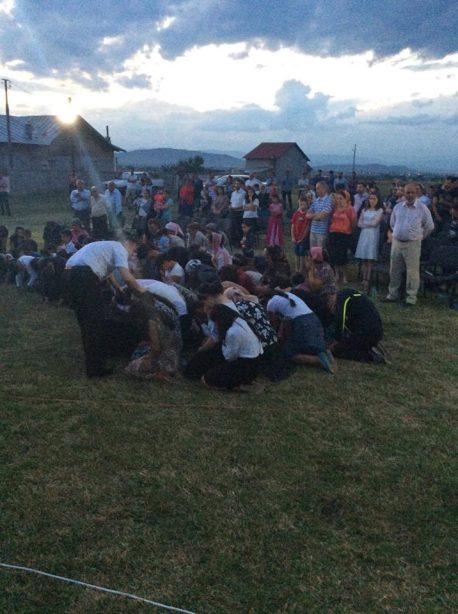 Florin Ianovici evanghelizare, rugaciune