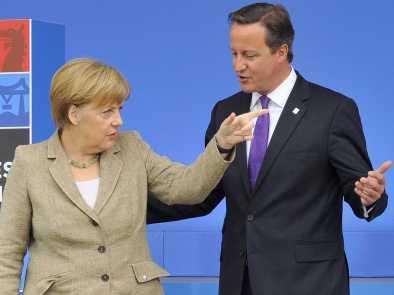 Cameron & Merkel FOTO www.corrienteroja.net