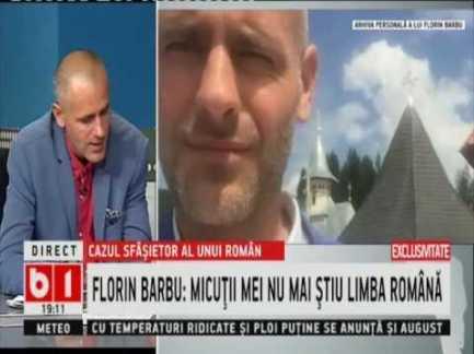 B1 TV - Cazurile Florin Barbu si Avramescu Cruz (Youtube video)