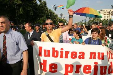 Bucharest gay fest 2006