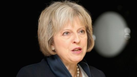 Theresa May FOTO www.theweek.co.uk