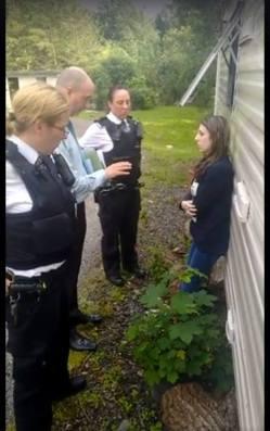 Andreea arestata 2