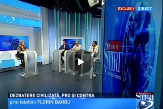 Antena 3 Florin Barbu 3 iulie 2016