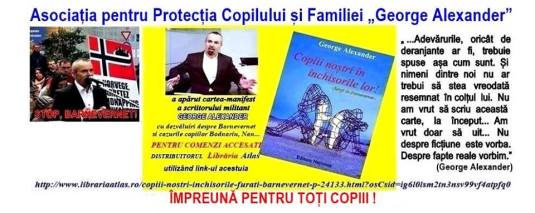 Asociatia pentru Protectia Copilului si Familiei %22George Alexander%22