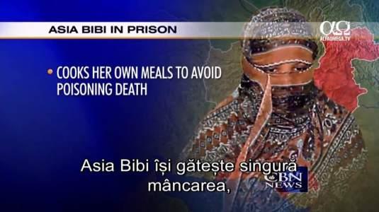Asia Bibi CBN update via AlfaOmegaTV