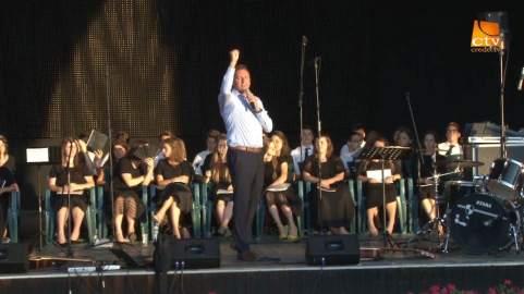 Gabi Zagrean Timisoara Portland Youth Choir 2016