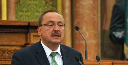 Presedintele Comisiei de Politica Externa a Parlamentului Ungariei, Nemeth Zsolt FOTO www.karpatinfo.net