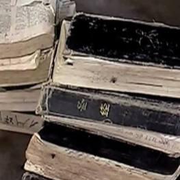 Bibliiile crestinilor din China FOTO Agnus Dei