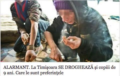 EVZ.ro Timisoara Problema Drogurilor