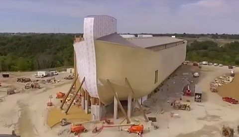 Replica Arca lui Noe in Kentucky