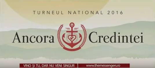 The Messengers Turneul National 2016 Ancora Credintei