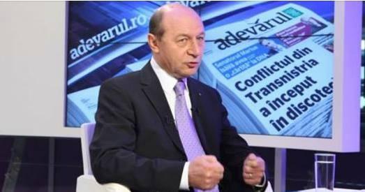 Traian Basescu FOTO Adevarul