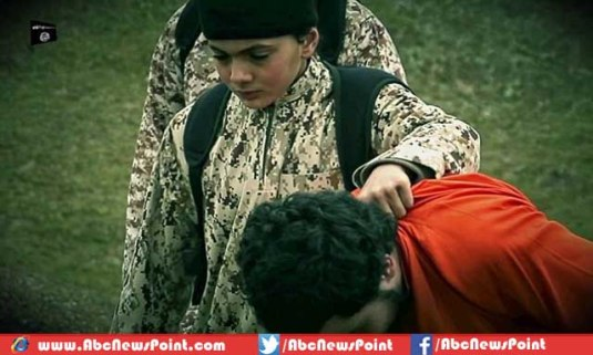 A-Child-Executioner-Killing-An-Israeli-Spy-ISIS-Video-Claims- Foto www.abcnewspoint.com