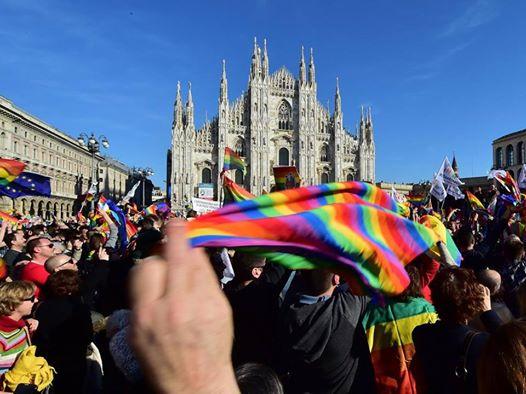 catedrala din Milan Italia