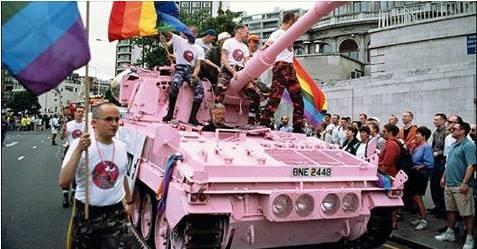 activist parada gay