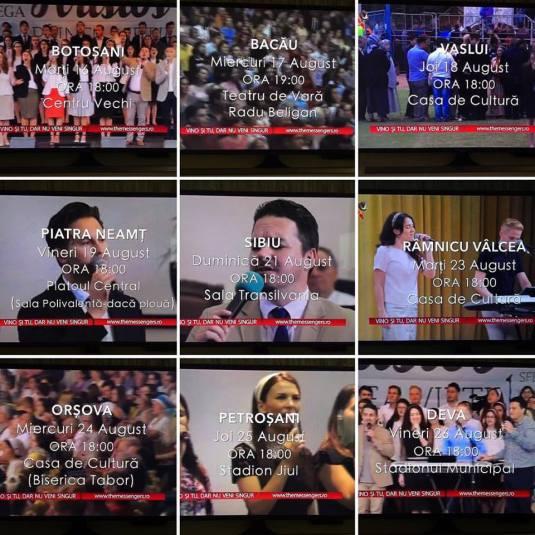 Ancora Credintei 2016 AGNUS DEI