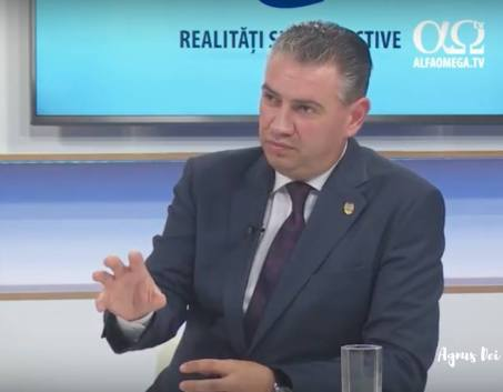Ben Oni Ardelean Realitati si Perspective Alfa Omega TV