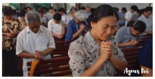 China Christians FOTO Citizens Go Petitions