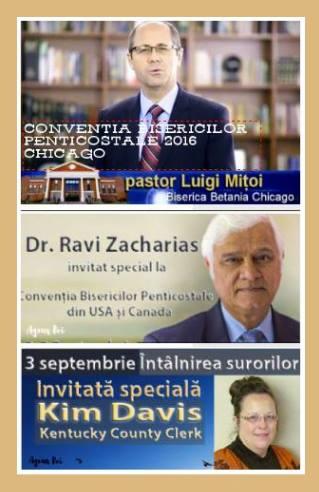 Conventia Bisericilor Penticostale Chicago 2016 FOTO Agnus Dei