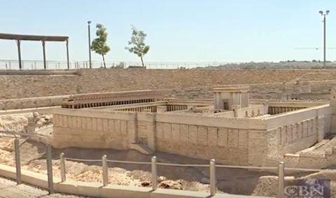 Israel artefacte Alfa Omega
