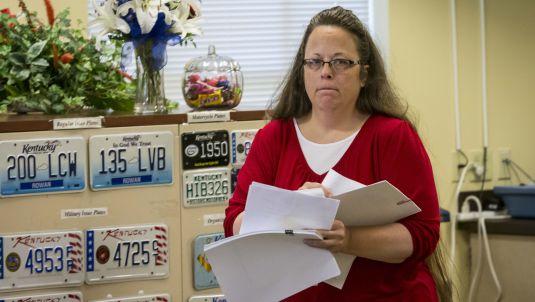 Kim Davis FOTO 12 news.com