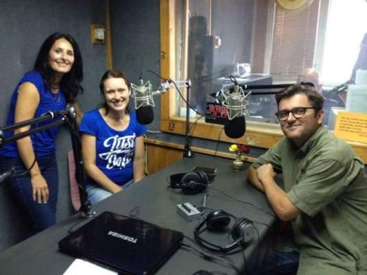Marius si Ruth Bodnariu la RVE sibiu (INTERVIU)