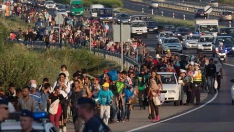 Norway asylum seekers