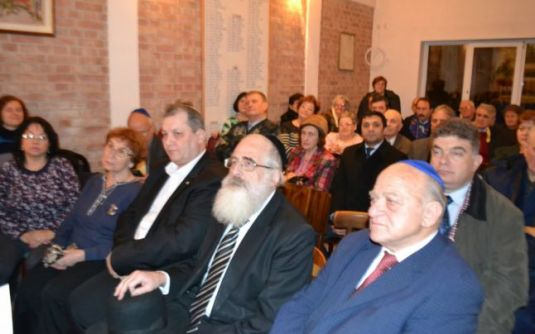 Rafael Shaffer seful rabin Romania FOTO adevarul