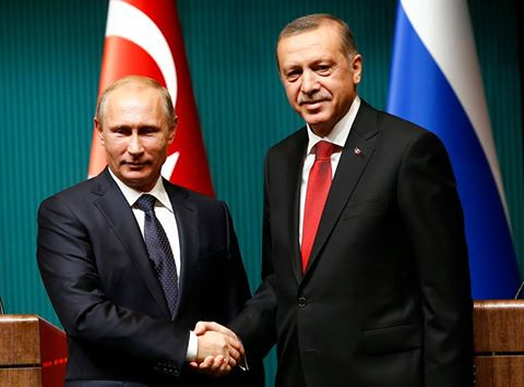 russia-turkey Putin-Erdogan
