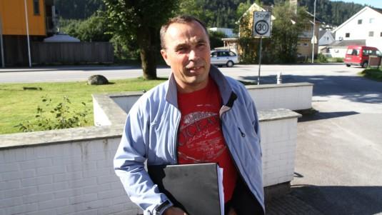Stein Mortensbakke, seful lui Marius Bodnariu