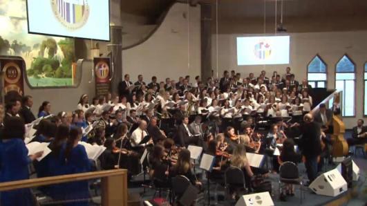 Conventia Bisericilor Baptiste SUA si Canada Detroit 2016 7