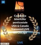 LIVE : In Direct VINERI – Cea de-a 48-a Conventie a Bisericilor Penticostale din SUA si Canada 2-5 Septembrie 2016profile