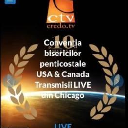 LIVE : In Direct VINERI – Cea de-a 48-a Conventie a Bisericilor Penticostale din SUA si Canada 2-5 Septembrie 2016 profile