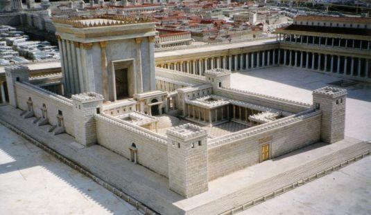 second temple - al doilea templu