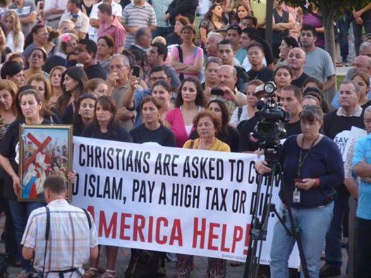 christians-islam-convert-or-die FOTO www.barenakedislam.com
