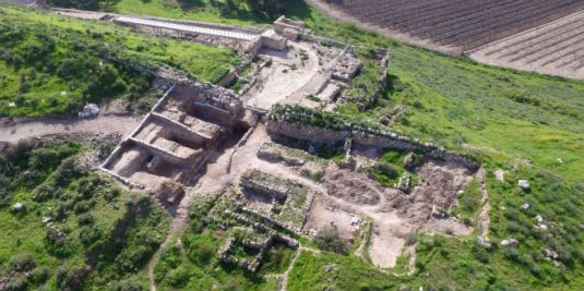 the-tel-lachish-national-park-and-the-gate-structure-left-that-was-exposed-guy-fitoussi-israel-antiquities-authority-read-more-at-http-www-breakingisraelnews-com