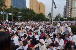 taiwan-150-000-protesteaza-legalizarea-casatoriilor-gay-foto-gospel-herald