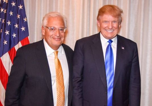 friedman-ambassador-to-israel-for-trump-foto-twitter