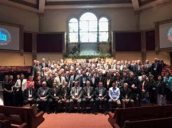 CONFERINȚA PASTORALĂ a BISERICILOR PENTICOSTALE din SUA la ATLANTA 24 Martie 2017 3