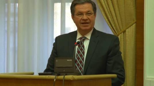 Mesajul rectorului UEO, Dr. Paul Negruț, la Conferința Coaliției pentru familie, Oradea.