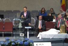 Nicolae Geantă - Ce ne-a învățat Hristos în Joia de Paște Biserica Betezda Troy, MI 2