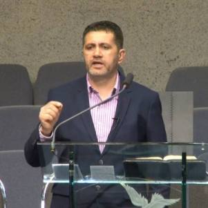Nicolae Geantă - Ce ne-a învățat Hristos în Joia de Paște Biserica Betezda Troy, MI 3